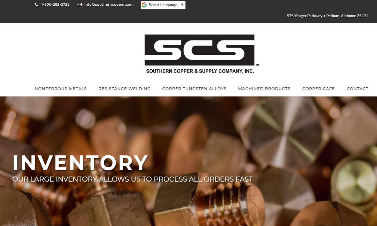 Southern Copper & Supply Company, Inc.