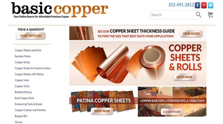 Basic Copper