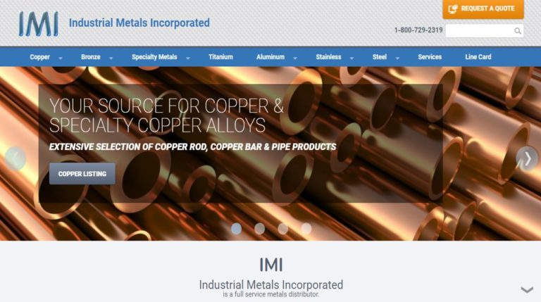 Industrial Metals Incorporated
