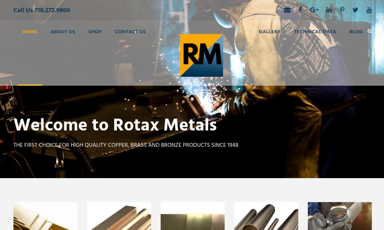 Rotax Metals, Inc.