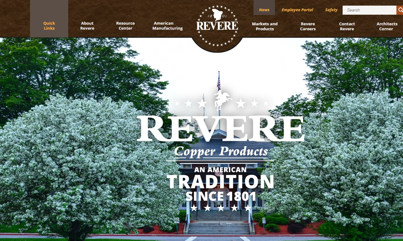 Revere Copper Products, Inc.