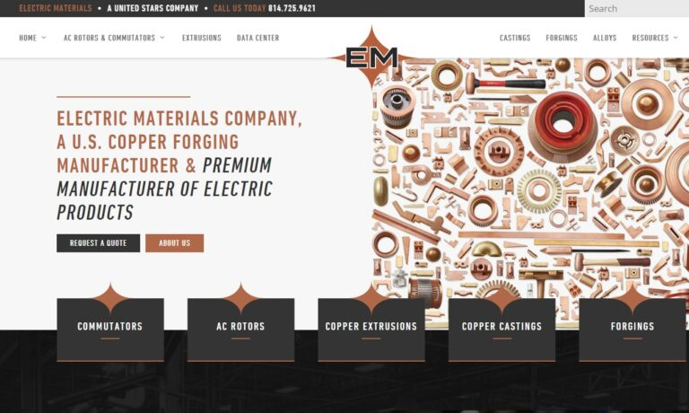 The Electric Materials Company